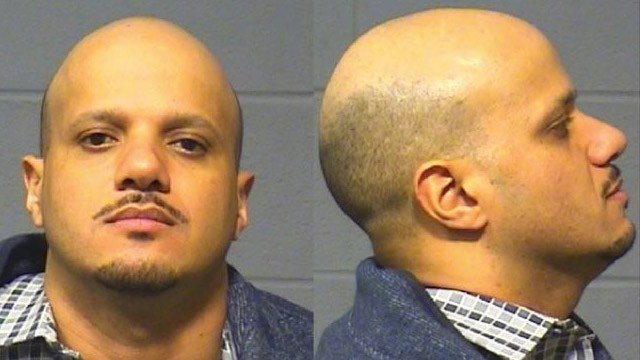 Claudio Alfredo. (Hartford police photo)