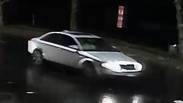 Vehicle, operator sought after man found lying in the road in New Haven (New Haven police)