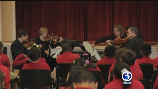 No concessions could silence Hartford Symphony Orchestra (WFSB)