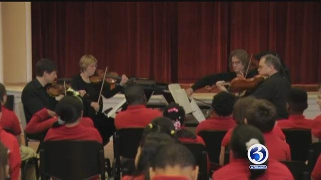No concessions could silence Hartford Symphony Orchestra (WFSB)