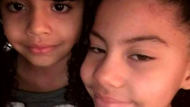 Veronica and Yvette Martinez. (Family photo)