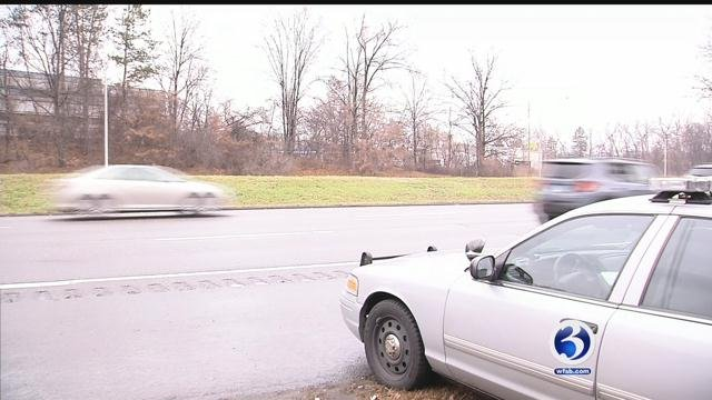 CT State Police to ramp up patrols on Wednesday. (WFSB)