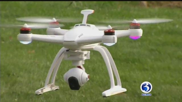 Owners of drones will need to register them or face a fine. (WFSB)