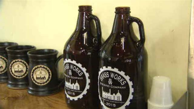 New brewery opens up in Waterbury (WFSB)