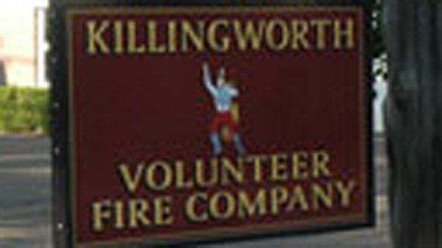 Items worth more than $15,000 were stolen from the firehouse in Killingworth. (Killingworth-fire.org photo)