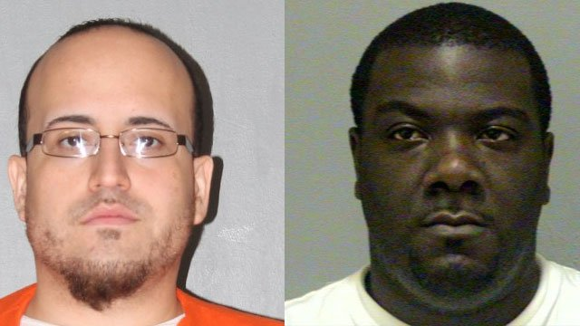 Gabriel Estela (left) and James Ryals (right). (West Hartford police photos)