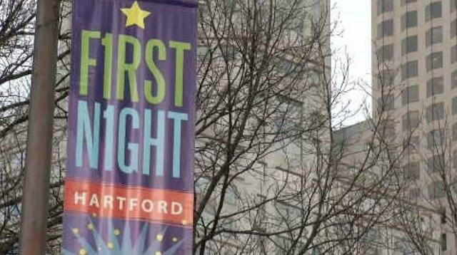 Thousands celebrate First Night Hartford (WFSB)