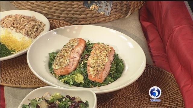 The Cheesecake Factory serves up some super foods in the new year.