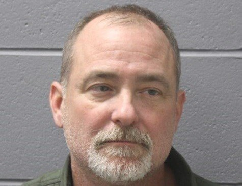 Matthew Bromson is facing several charges, including trespassing, disorderly conduct, possession of an electric stun gun and three counts of assault with a dangerous weapon. (Foxborough police)