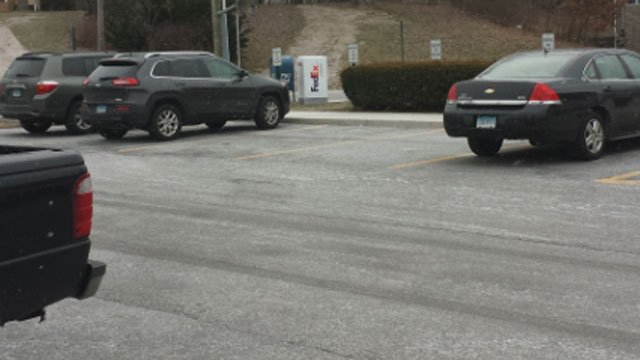 One WFSB viewer said snow has been falling in  Plainfield. (iWitness)