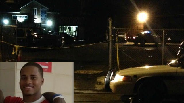 Police said 20-year-old Jonathan Douglin was fatally stabbed on Francis Avenue. (WFSB)