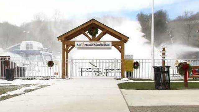 Mount Southington expected to open on Tuesday (WFSB)