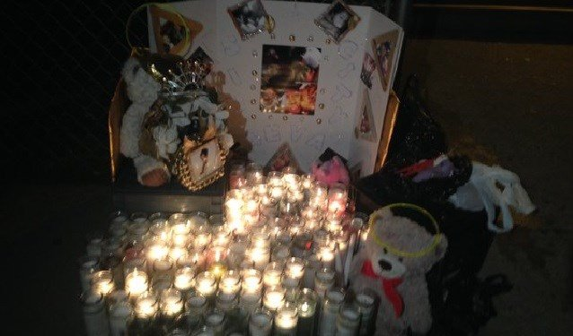 Family, friends gather to remember toddler killed in Bridgeport fire (WFSB)