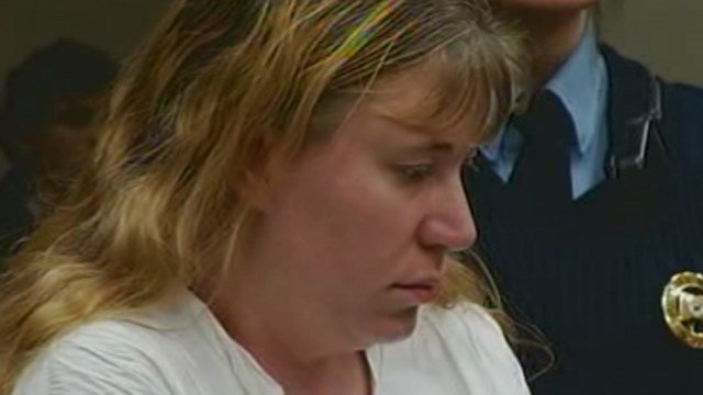 Alanna Carey during a previous court appearance. (WFSB file photo)