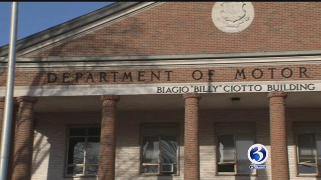 DMV officials are taking action after a system glitch. (WFSB)