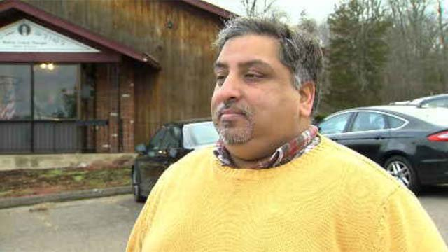 Mohammed Qureshi will be attending the State of the Union address this week (WFSB)