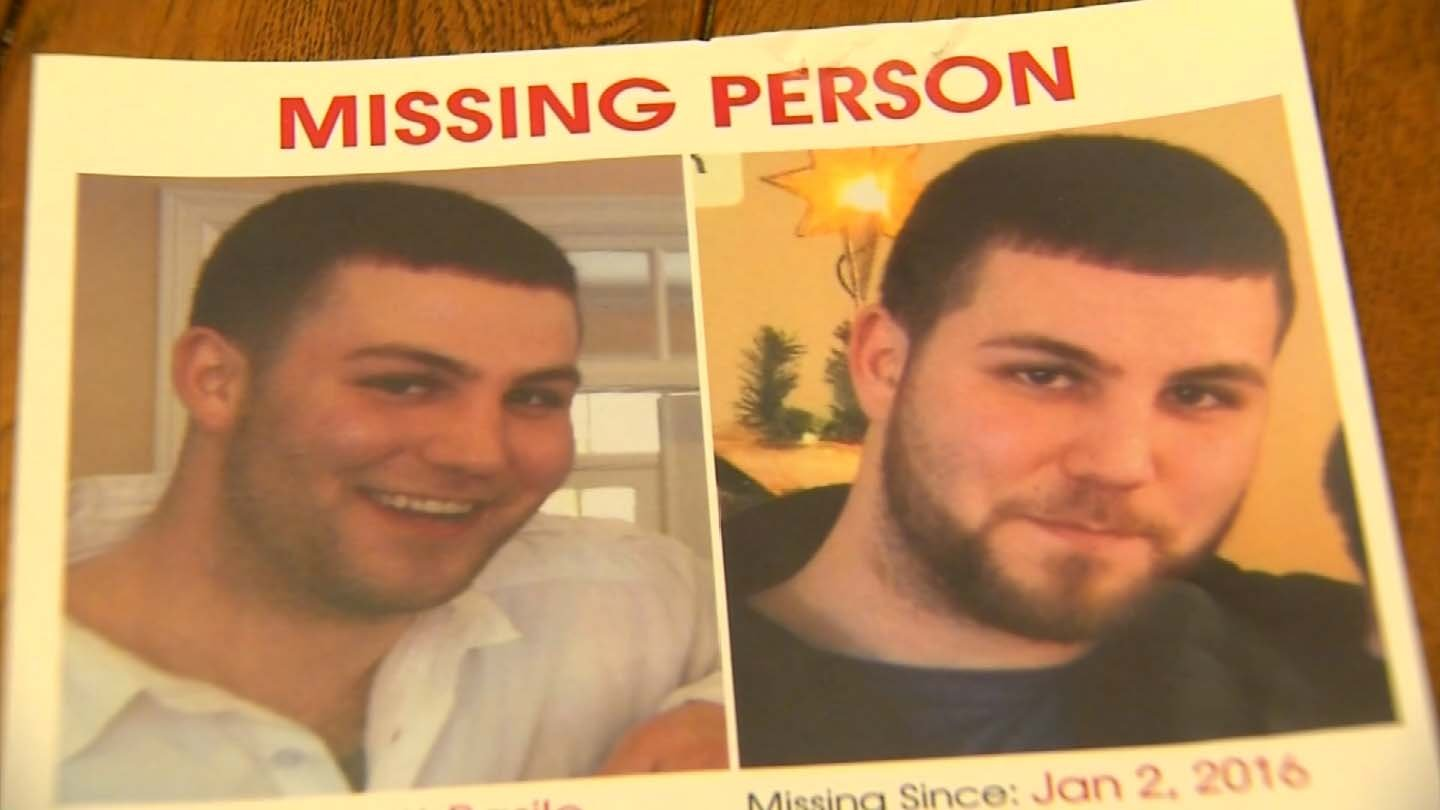 Scott Basile disappeared on Jan. 2. (Family photos)