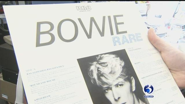 Connecticut music lovers remember music icon David Bowie (WFSB)