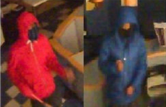 Hartford police release surveillance photos of the alleged suspects