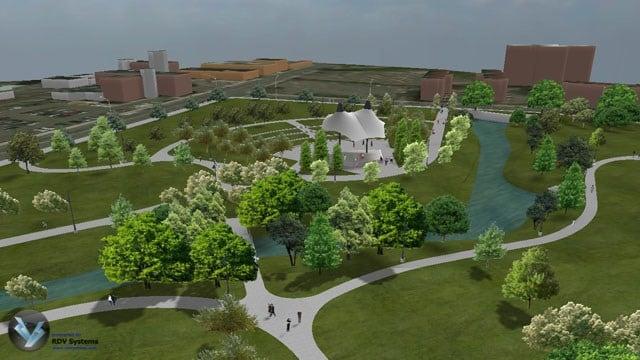 "Plans for Meriden's ""Hub."" (meriden2020.com photo)."