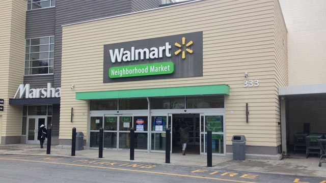 Walmart Closing Stores Throughout US Including In CT WFSB - Map of walmart locations in us