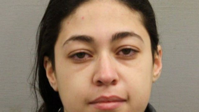 Veronica Reyes was charged in the death of her two dogs. (Bristol Police Department)