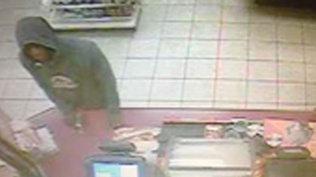 "The ""dangerous robbery"" was reported at the Cumberland Farms. (Fairfield Police Department)"