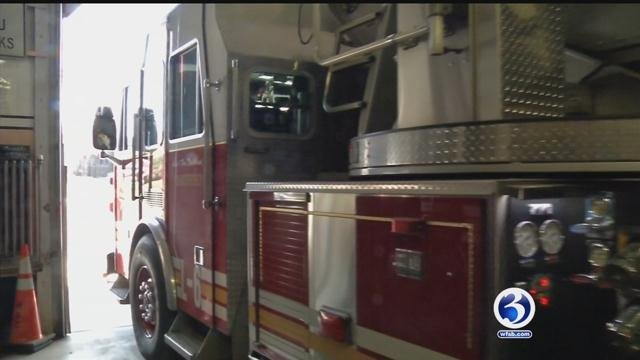 Hartford firefighters are preparing to deal with bitter cold. (WFSB)