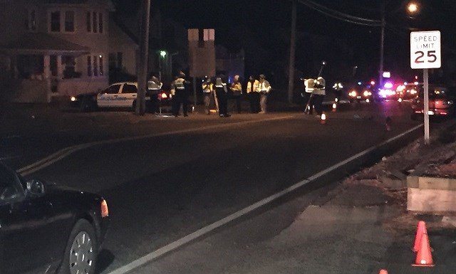 Man in critical condition after being struck by car in Vernon (WFSB)