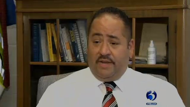DMV Commissioner Andres Ayala Jr. has resigned, sources told Eyewitness News. (WFSB file)