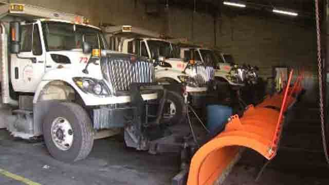 New Haven prepares for weekend winter storm (WFSB)