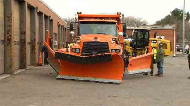 State officials have plan in place ahead of weekend snowstorm (WFSB)