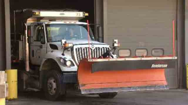 New Haven crews prepare for weekend storm (WFSB)