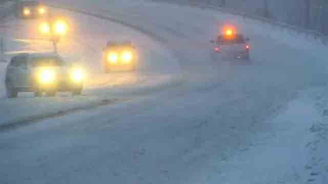 CT State Police responded to 162 crashes during Winter Storm Anna (WFSB)