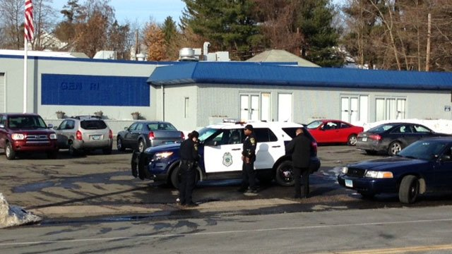 Police are investigating a shooting that took place in Windsor. (WFSB)