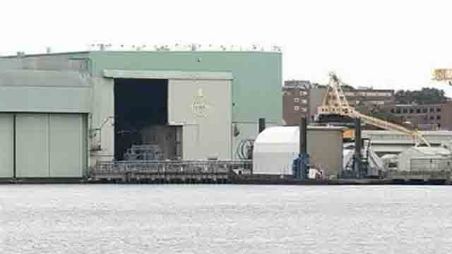 Electric Boat president said they can meet the Navy goal for adding submarines. (WFSB)