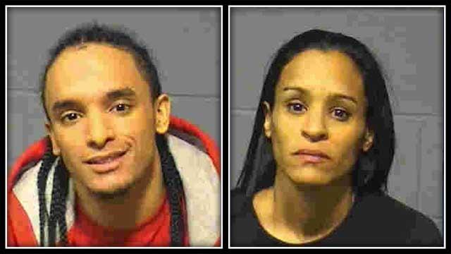 Ricardo Bonilla and Maribel Roman are facing drug charges following a drug bust in Hartford (Hartford Police)