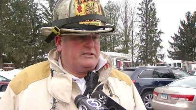 Cromwell fire chief resigns following investigation (WFSB)