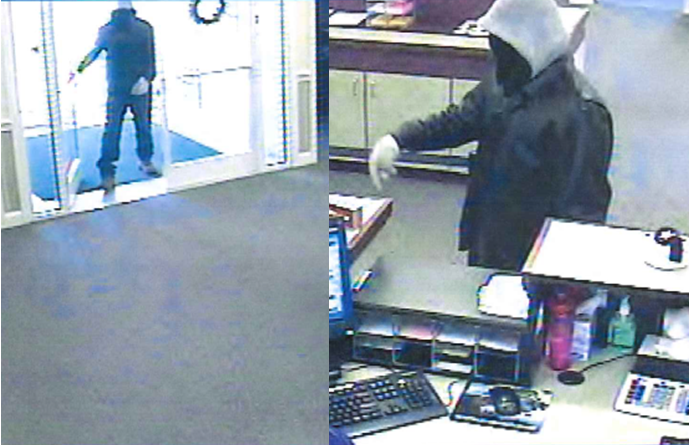 State Police are asking the public to help identify a bank robbery suspect in Eastern Connecticut. (CT State Police)