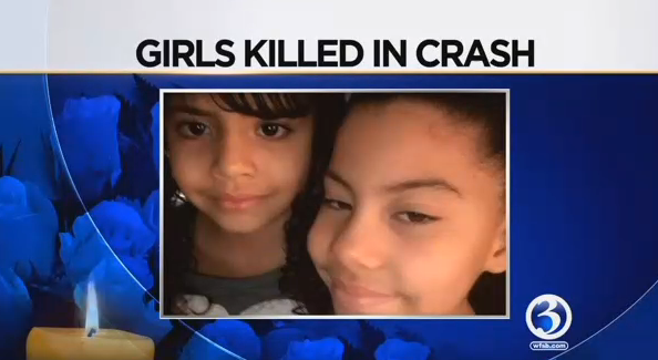 A Middletown salon held a fundraiser for the family of two young girls who were killed in a head-on collision in Bristol last December. (WFSB)