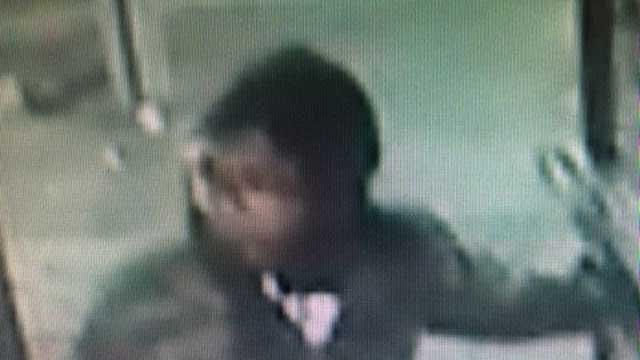 One of the two suspects sought (East Hartford Police)