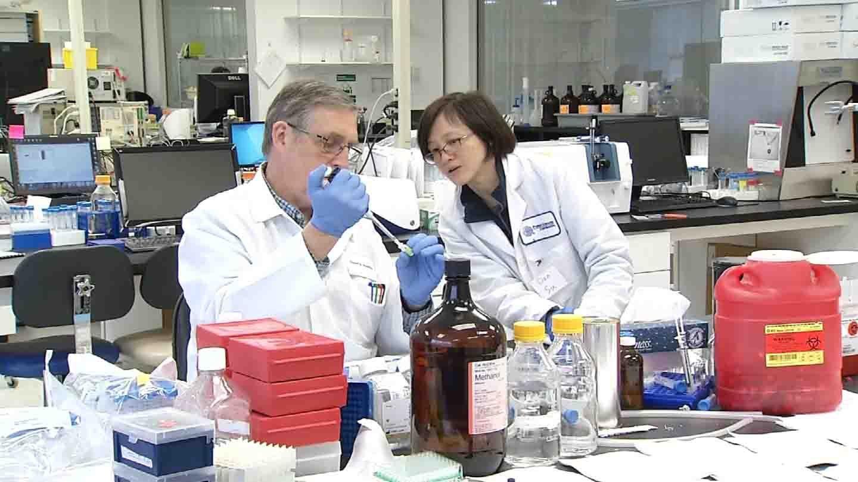 Protein Sciences in Meriden said it has been working on a Zika virus vaccine. (WFSB photo)