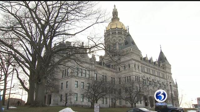 Lawmakers to meet to cut Connecticut's current fiscal year deficit. (WFSB File)