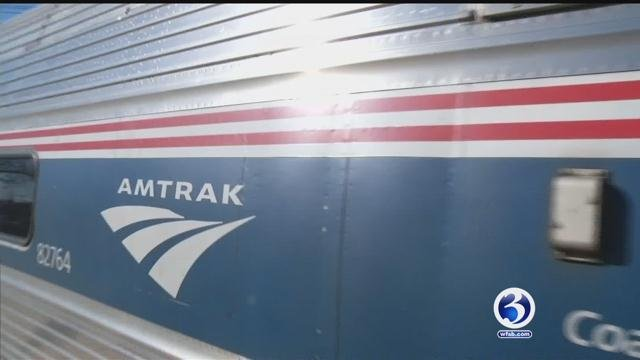 Amtrak says their new locomotives have cut delays nearly 25 percent. (WFSB file photo)