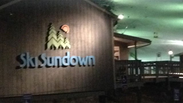 A skiing accident was reported at Ski Sundown on Tuesday night. (WFSB)