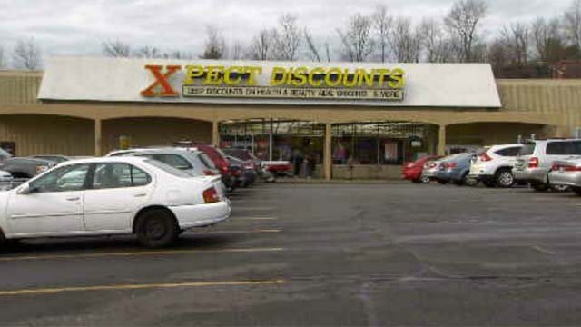 The final three Xpect Discount stores in Connecticut will be closing their doors in April. (WFSB)