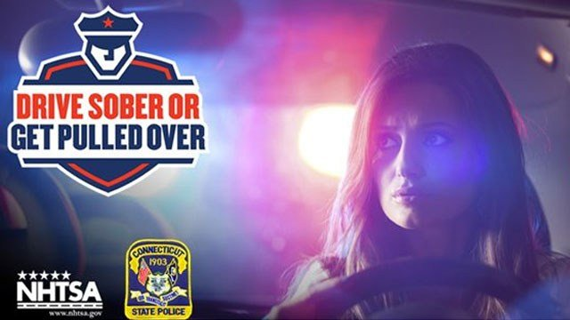 """CT State police tweeted """"No doubt there will be winners and losers this weekend. Don't make choices that will make you lose. #DontDriveDrunk"""" (@ct_state_police)"""