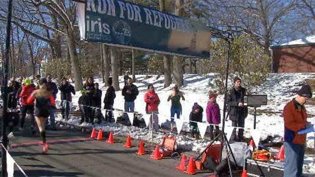 Run for Refugees fundraiser held on Sunday (WFSB)