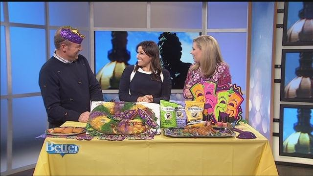 Party experts show us how to enjoy Mardi Gras holiday. (WFSB)