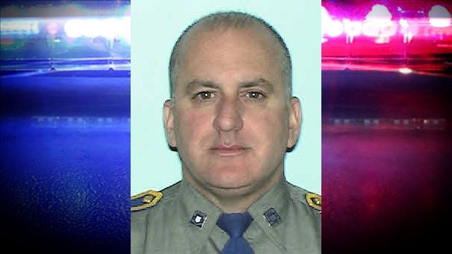 Stephen Davis. (State police photo)